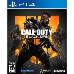 Call of Duty: Black Ops 4 – PlayStation 4