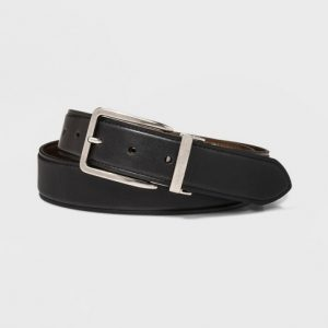 35mm Reversible with Stitch Belt – Goodfellow & Co™ Black