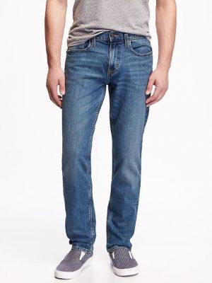 Slim fit men jeans