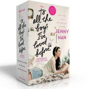 To all the boys i loved before series