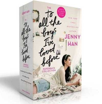 To all the boys i've loved before books